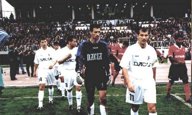 Meciuri de legendă din istoria alb-violeţilor, pe canalul Youtube FC Argeş TV
