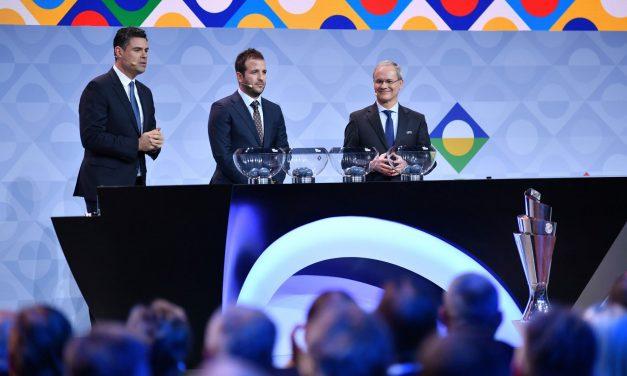 Liga Naţiunilor | România într-o grupă cu Norvegia, Austria şi Irlanda de Nord