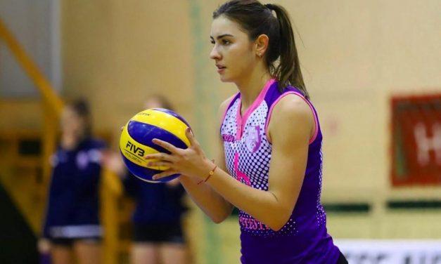 Sânzianei Motroc îi curge sânge nobil alb-violet prin vene: este nepoata unui campion cu FC Argeș!