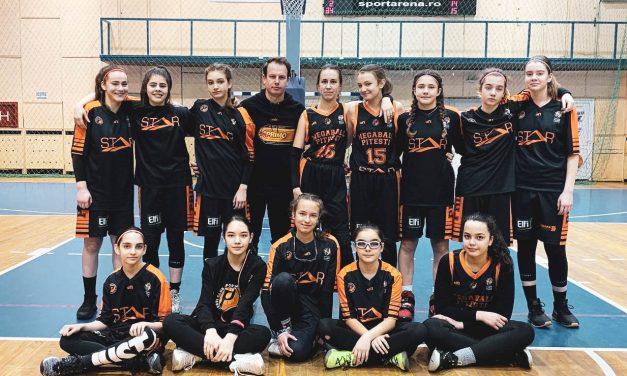 Primo Megaball Piteşti a organizat un turneu de baschet fete