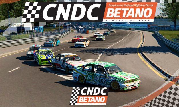 S-a lansat campionatul național digital pe circuit Betano