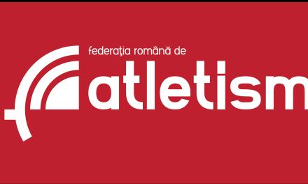 Federaţia Română de Atletism anunţă prelungirea termenului de suspendare a tuturor competițiilor până în data de 15 iunie