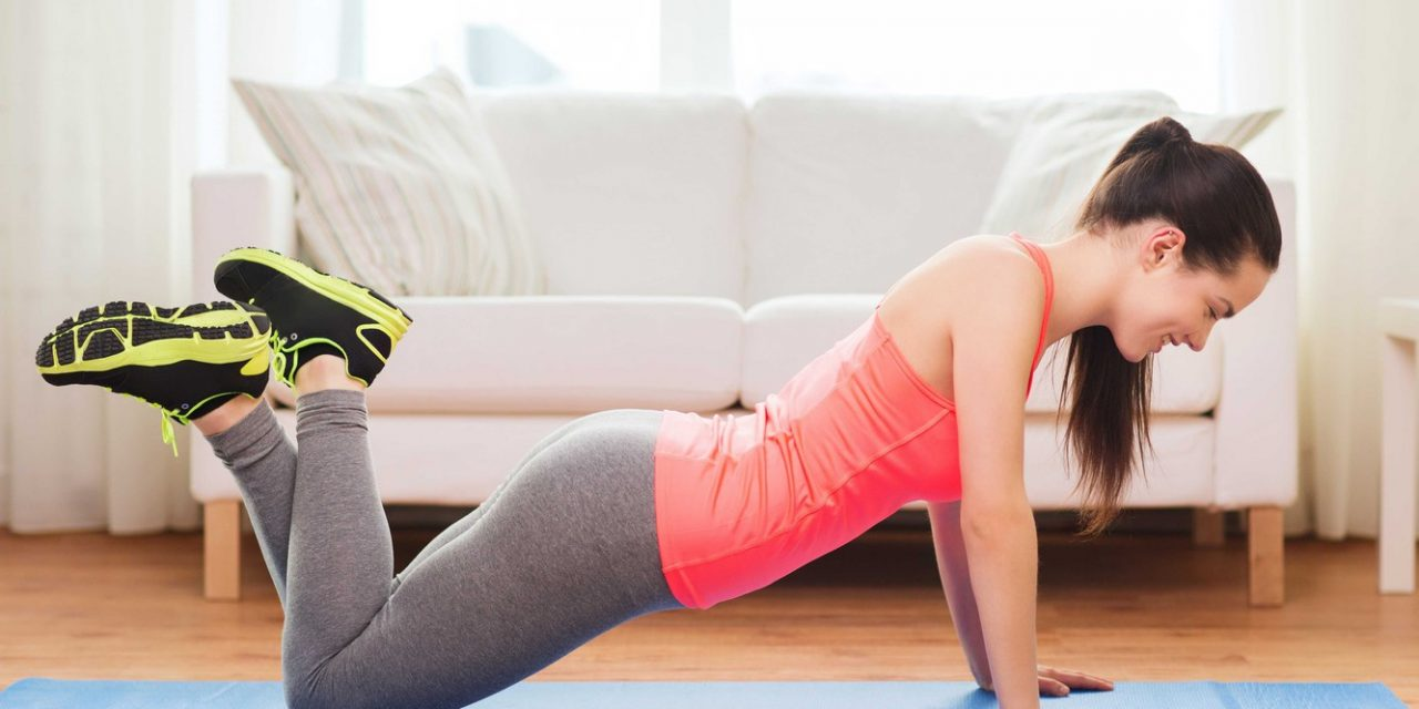 """""""Antrenamentele realizate în casă sunt pentru păstrarea unui stil de viață sănătos"""""""