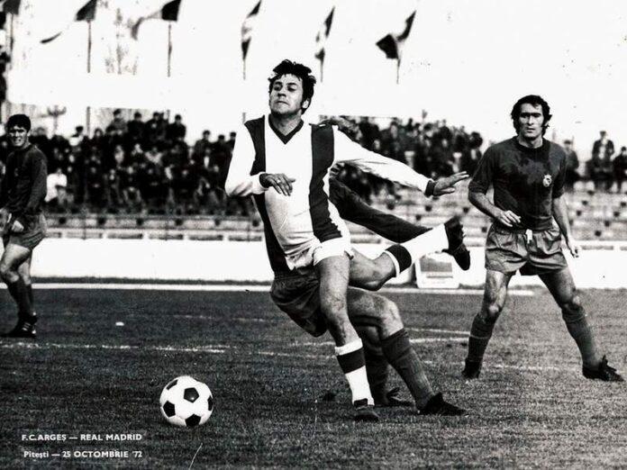 Fosta glorie a lui FC Argeş, Constantin Radu, a murit la 75 ani