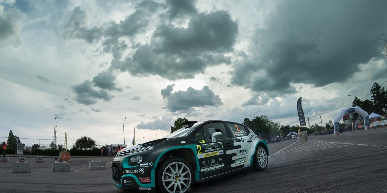 Pregătirile pentru Raliul Argeşului CATENA – Powered by Peugeot sunt în plină desfăşurare
