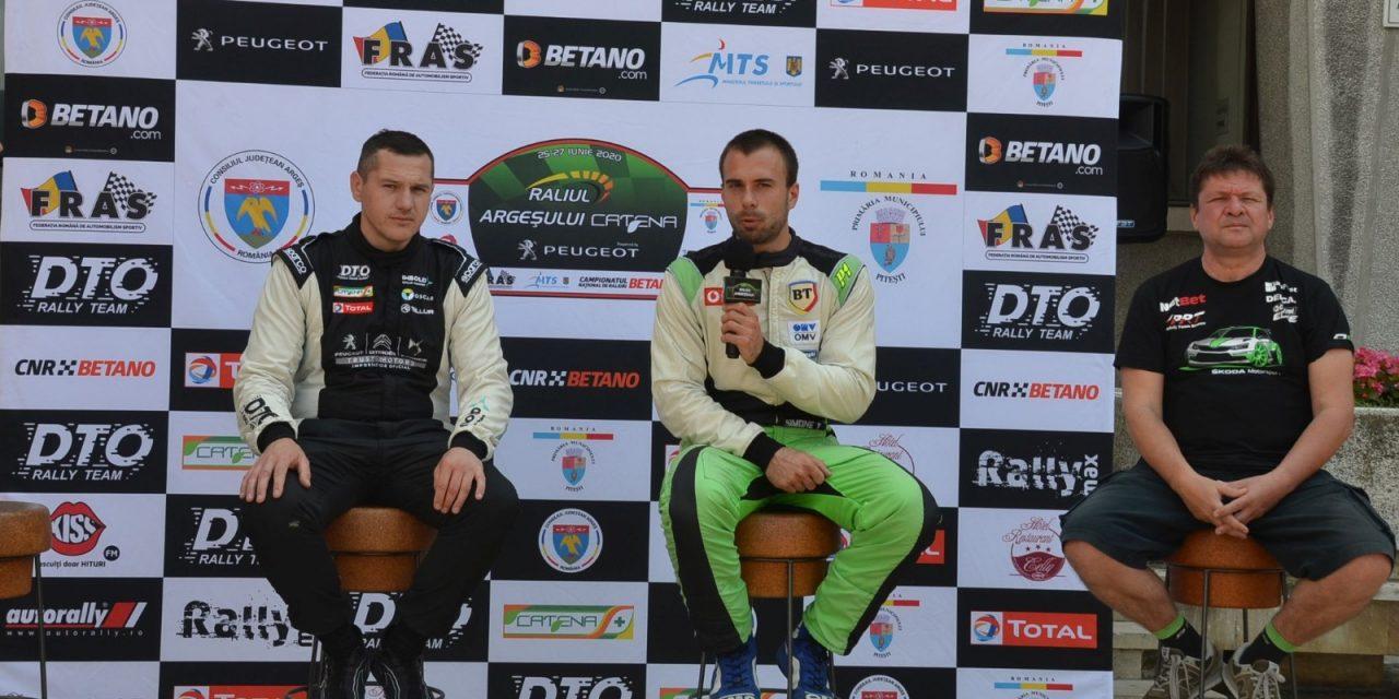 Raliul Argeșului turează motoarele Campionatului Național de Raliuri