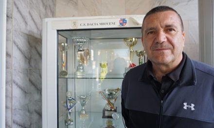 Gheorghe Covaciu este noul antrenor al echipei Dacia Mioveni