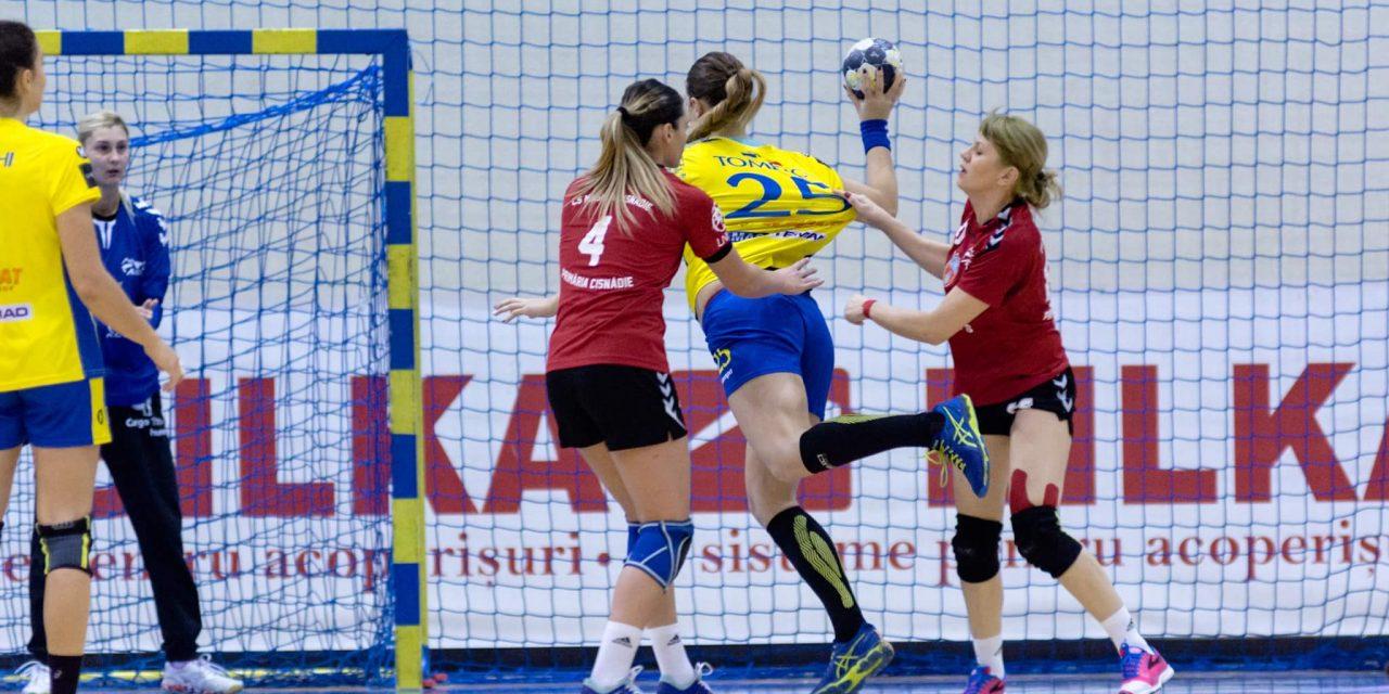 Dacia Mioveni a mai transferat două jucătoare