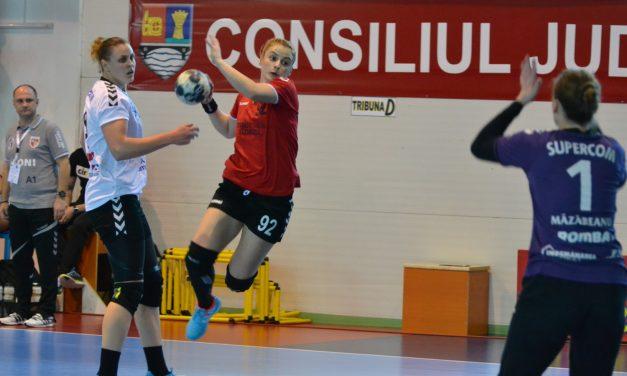 Dacia Mioveni a ajuns la un acord cu încă o jucătoare,  Mădălina Paula Toma(HCM Slobozia)
