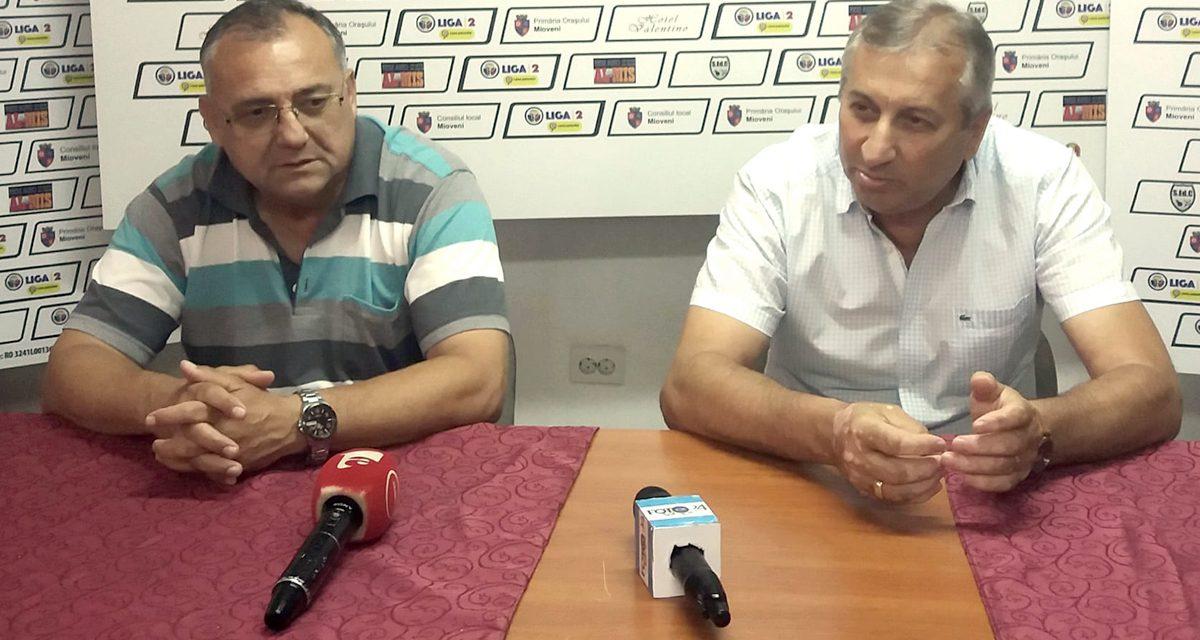 Oficialii Mioveniului sunt de părere că toate meciurile sunt dificile, indiferent de modul cum decurgea tragerea la sorţi