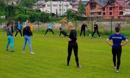 Handbalistele de la CS Dacia Mioveni au plecat în cantonament