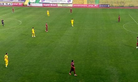 CS Mioveni – Rapid Bucureşti 0-0, în prima rundă din play-offul ligii secunde
