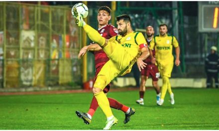 """Claudiu Niculescu: """" Suntem pregătiţi pentru play-off """""""