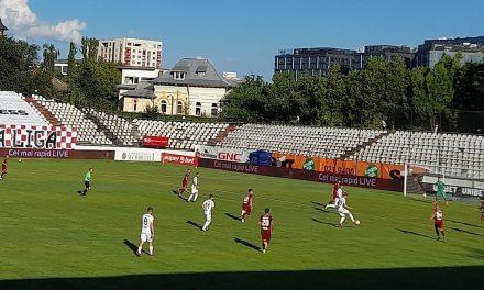Rapid Bucureşti – FC Argeş 1-2, după un meci decis în prelungiri