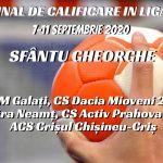 CS Dacia Mioveni are nevoie de o singură victorie pentru a promova în Liga Florilor la handbal feminin