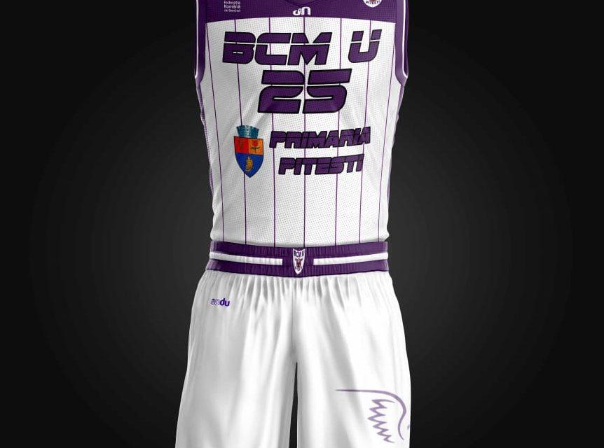 BCM U FC Argeș și-a prezentat echipamentul pentru sezonul 2020-2021