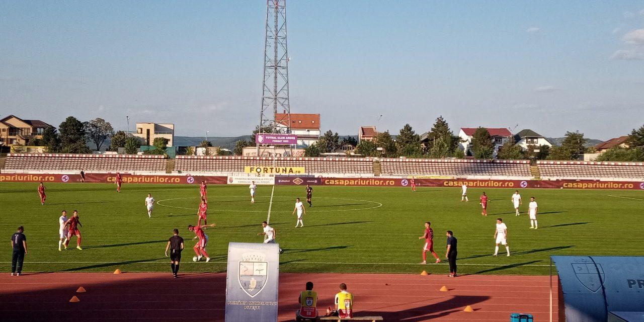 FC Argeş – FC Botoşani 2-3, în primul joc al noului sezon din Casa Liga 1