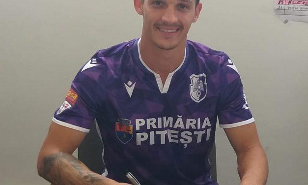 Greab, Matei şi Deac au fost transferaţi de FC Argeş
