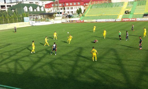 CS Mioveni-Chindia 1-1, în manşa retur a barajului pentru menţinere/promovare în Liga 1