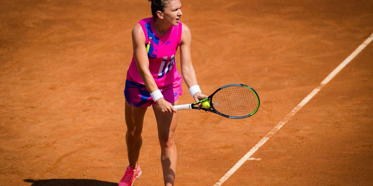Simona Halep, în sferturile de finală ale turneului de la Roma   Cele mai importante ştiri sportive ale zilei sunt oferite de www.cronica.ro