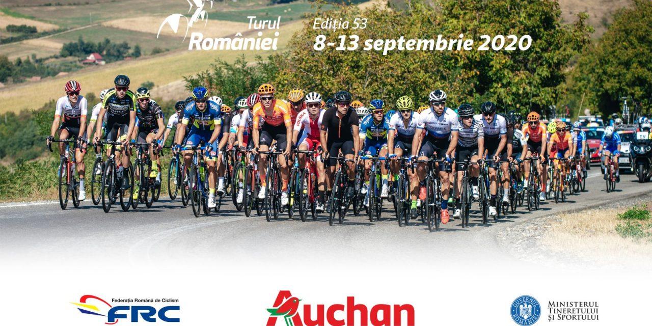 Turul României 2020 va fi transmis în direct de Televiziunea Română
