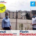 """Florin Plecanciuc, candidat din partea USR PLUS pentru Consiliul Local Pitești: """"Sportul de masă, prioritar pentru Piteşti!"""""""