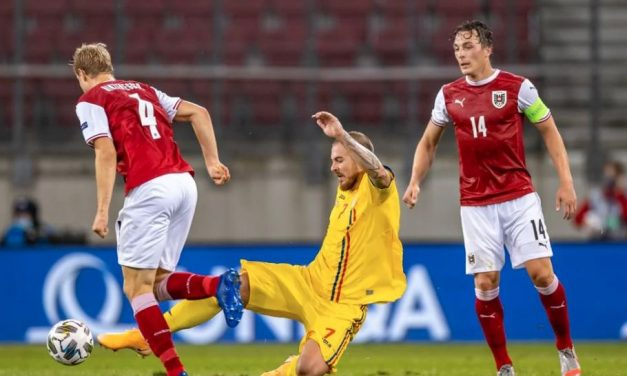 Austria – România 2-3 | Cele mai importante ştiri sportive ale zilei sunt oferite de www.cronica.ro