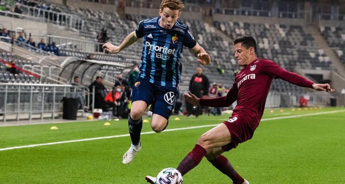 CFR Cluj, calificată în play-off-ul Europa League | Cele mai importante ştiri sportive ale zilei sunt oferite de www.cronica.ro