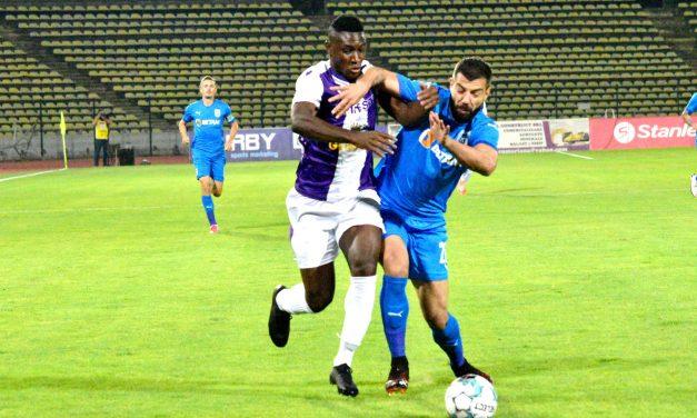 Victorie previzibilă pentru Craiova, 2-1 cu FC Argeş