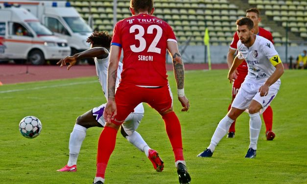FC Argeş va juca un amical cu Academica Clinceni