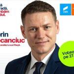 """Florin Plecanciuc, candidat din partea USR PLUS pentru Consiliul Local Pitești: """"Pe 27 septembrie, haideţi la vot, să ne luăm clubul înapoi!"""""""