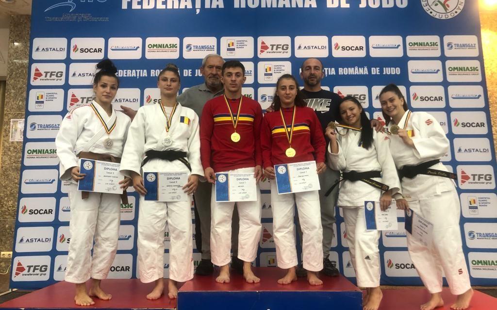 Sportivii argeşeni au avut o prestaţie pe măsură la CN de judo desfăşurat la Poiana Braşov