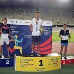 Mihai Robert Dumitru( LPS Viitorul/CSU Piteşti) s-a evidenţiat la campionatul naţional pentru tineret şi seniori
