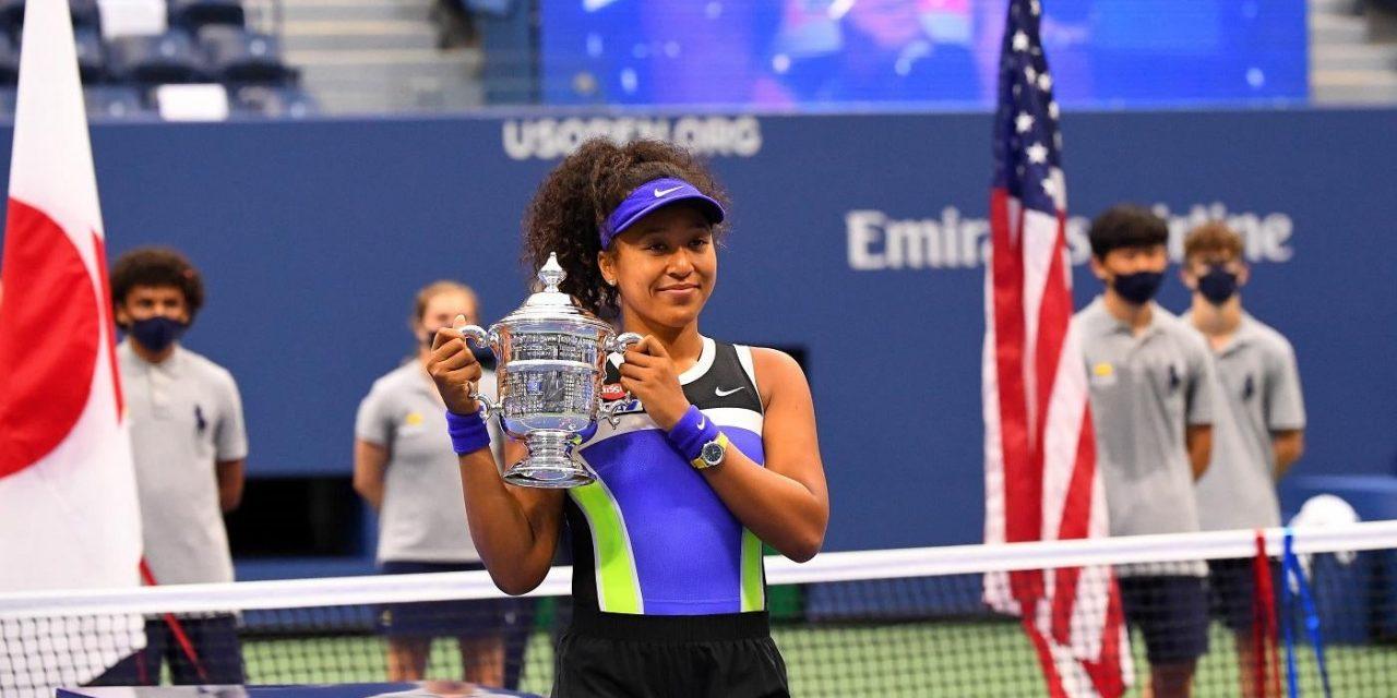 Naomi Osaka, campioană la US Open   Cele mai importante ştiri sportive ale zilei sunt oferite de www.cronica.ro