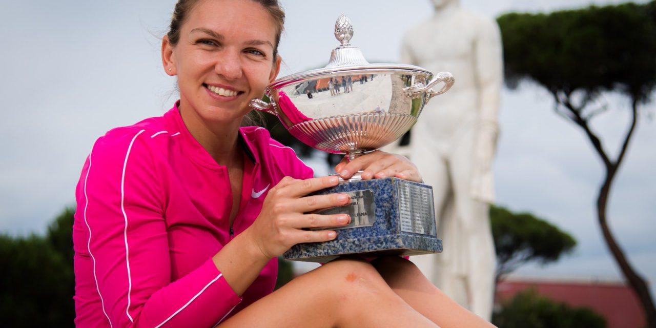 Simona Halep a câştigat turneul de la Roma   Cele mai importante ştiri sportive ale zilei sunt oferite de www.cronica.ro