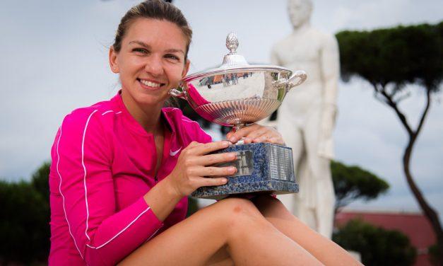 Simona Halep a câştigat turneul de la Roma | Cele mai importante ştiri sportive ale zilei sunt oferite de www.cronica.ro