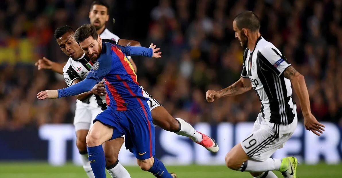 Juventus – Barcelona este meciul zilei în Liga Campionilor   Cele mai importante ştiri sportive ale zilei sunt oferite de www.cronica.ro