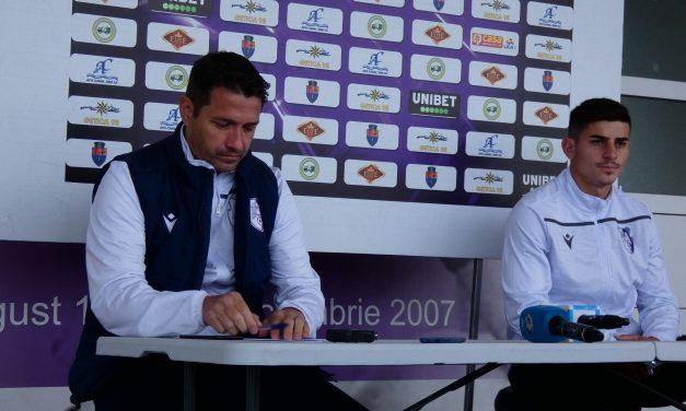 Audio | FC Argeş speră să lege un nou rezultat pozitiv chiar dacă FC Voluntari e un adversar incomod