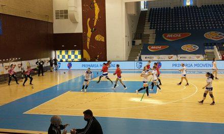 Video | Dacia Mioveni – Măgura Cisnădie 21-26 (10-9), în primul meci al echipei argeşene din Liga Florilor
