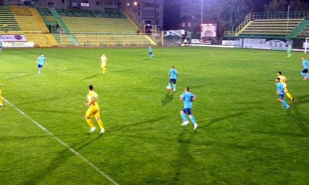 CS Mioveni – Turris Turnu Măgurele, scor 0-0, în Liga a II-a