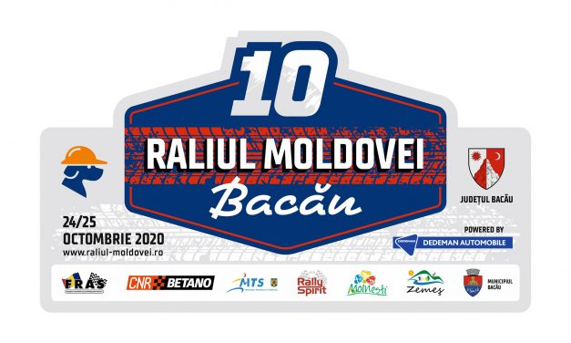 Ediţie aniversară cu 58 de echipaje înscrise la Raliul Moldovei Bacău