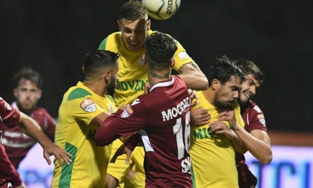 FC Rapid – CS Mioveni 0-3, într-o partidă restantă din etapa cu numărul opt
