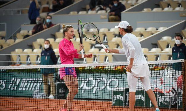Halep, eliminată în optimi la Roland Garros | Cele mai importante ştiri sportive ale zilei sunt oferite de www.cronica.ro