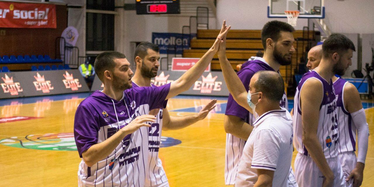 Victorie cu mari emoții în meciul cu Galați (92-87) și calificare în Final 8 al Cupei României