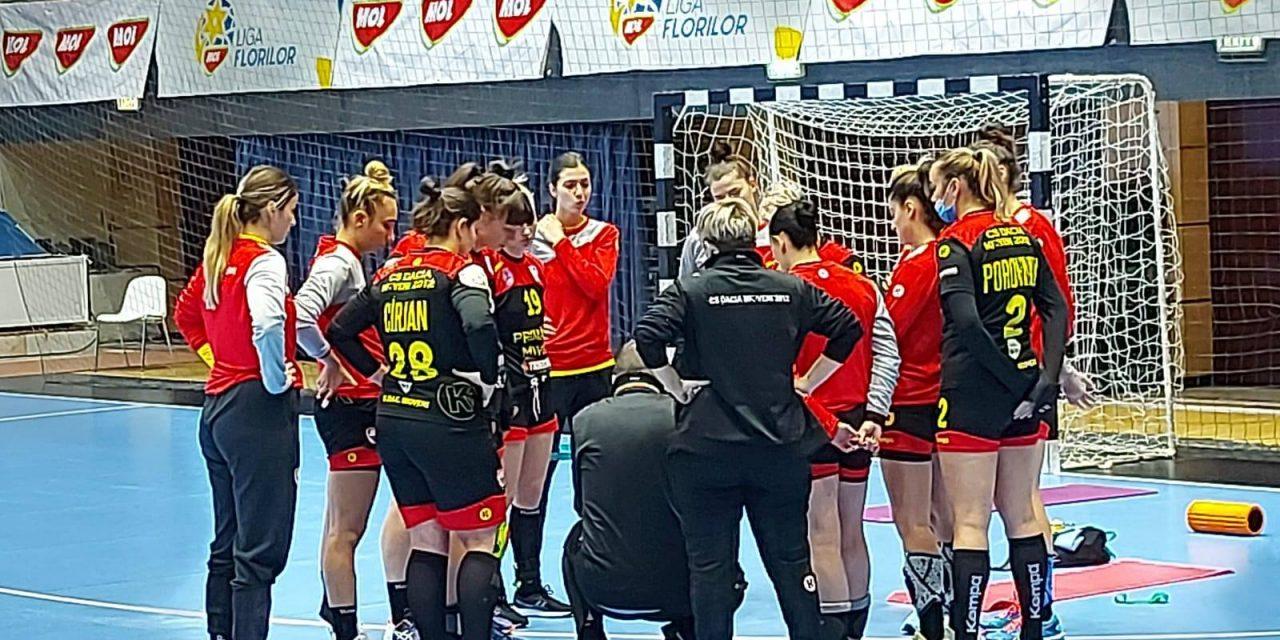 Înfrângere pentru CS Dacia Mioveni în ultimul meci din Liga Florilor MOL în acest an