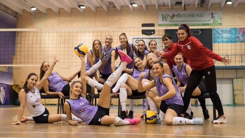 Turneul de volei feminin de la Pitești se anulează, se va juca un singur meci: FC Argeș – Alba Blaj