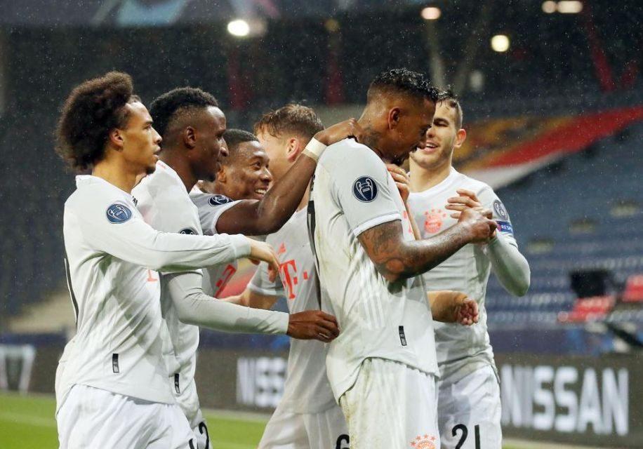Spectacol aseară în Liga Campionilor : s-au înscris 35 de goluri în 8 meciuri   Cele mai importante ştiri sportive ale zilei sunt oferite de www.cronica.ro