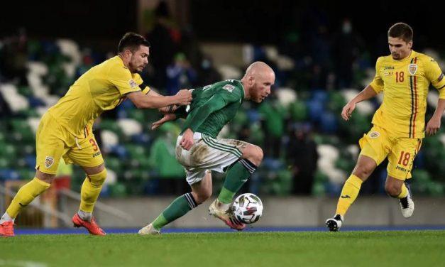 România a remizat aseară, 1-1, în Irlanda de Nord, în ultima etapă a Ligii Națiunilor | Cele mai importante ştiri sportive ale zilei sunt oferite de www.cronica.ro