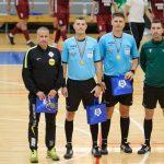 Piteşteanul Liviu Chiţa a condus finala Cupei României la futsal