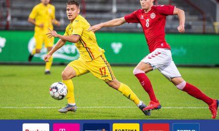 Astăzi, de la ora 20.30, România – Danemarca la tineret, meci decisiv pentru calificarea la Euro 2021| Cele mai importante ştiri sportive ale zilei sunt oferite de www.cronica.ro